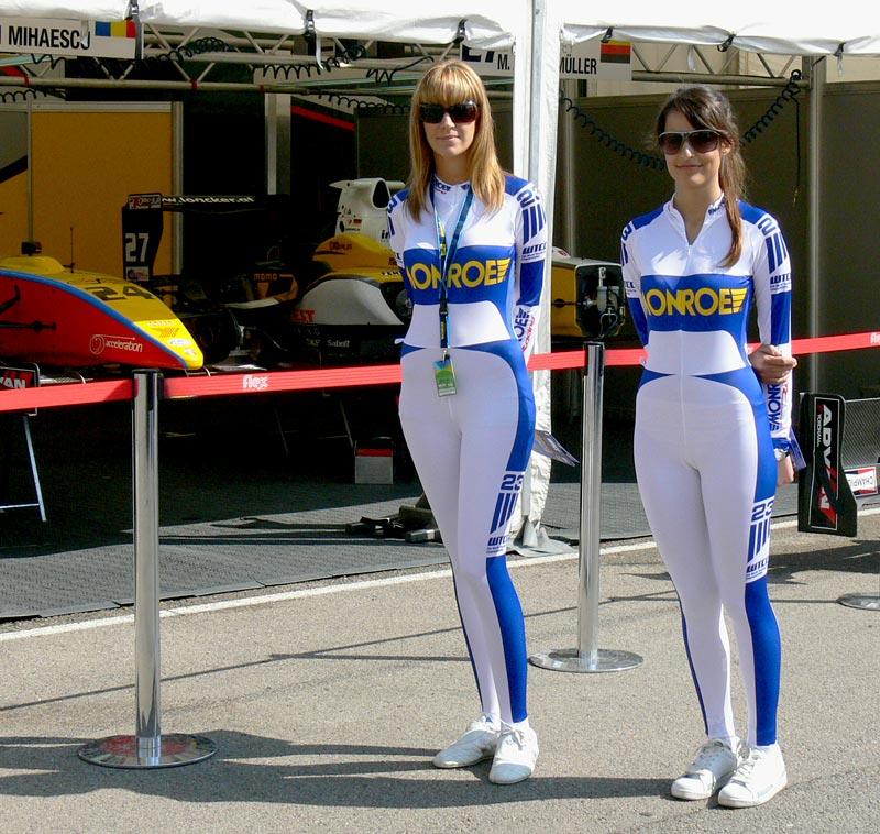 Valencia WTCC Babes: - fotka 23