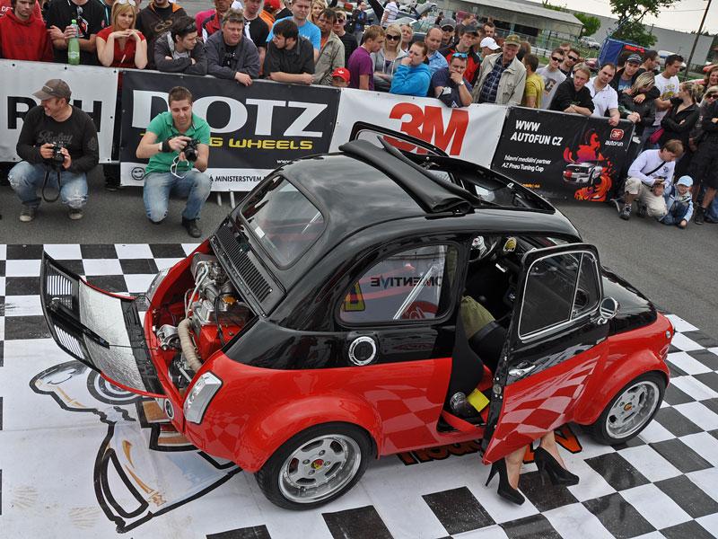 Pozvánka: AZ pneu Tuning Cup 2012 + megafotogalerie sezony 2011: - fotka 24