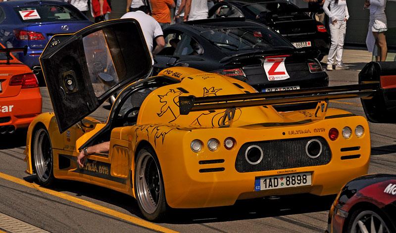 Fotoreportáž: setkání Klubu sportovních aut Brno 2012: - fotka 44