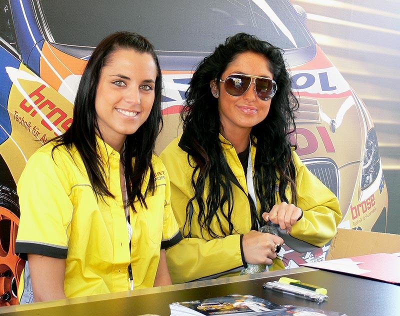 Valencia WTCC Babes: - fotka 24