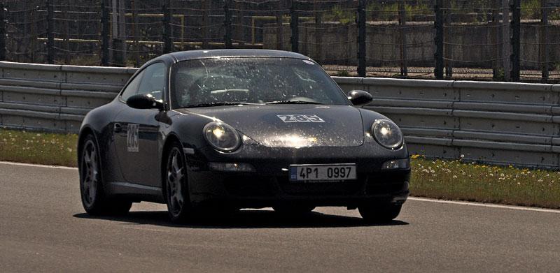 Fotoreportáž: setkání Klubu sportovních aut Brno 2012: - fotka 52