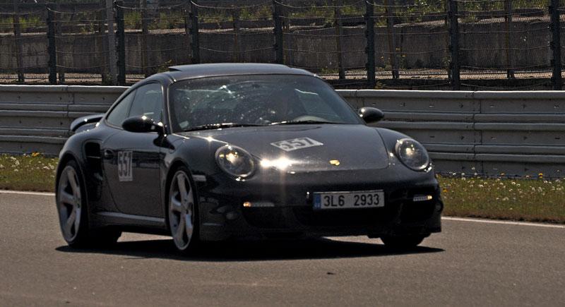 Fotoreportáž: setkání Klubu sportovních aut Brno 2012: - fotka 53