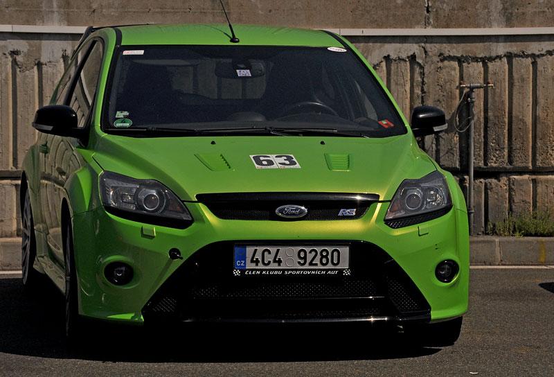 Fotoreportáž: setkání Klubu sportovních aut Brno 2012: - fotka 60