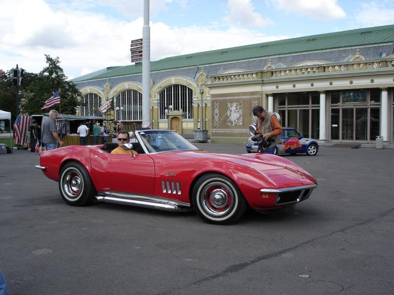 Prahou burácelo 250 Corvette: - fotka 24