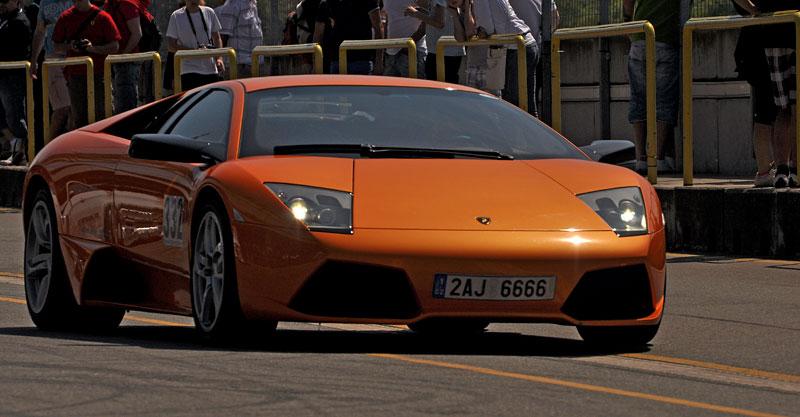 Fotoreportáž: setkání Klubu sportovních aut Brno 2012: - fotka 66
