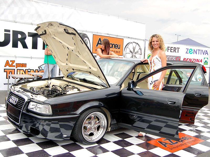 AZ pneu Tuning Cup 2008 – Fashion Cars Vysoké Mýto: - fotka 29
