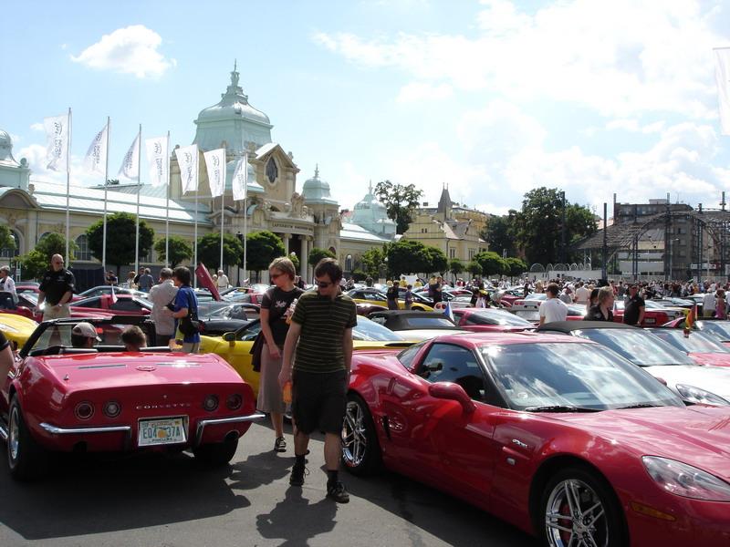Prahou burácelo 250 Corvette: - fotka 26
