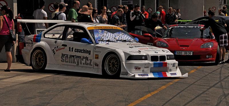 Fotoreportáž: setkání Klubu sportovních aut Brno 2012: - fotka 74