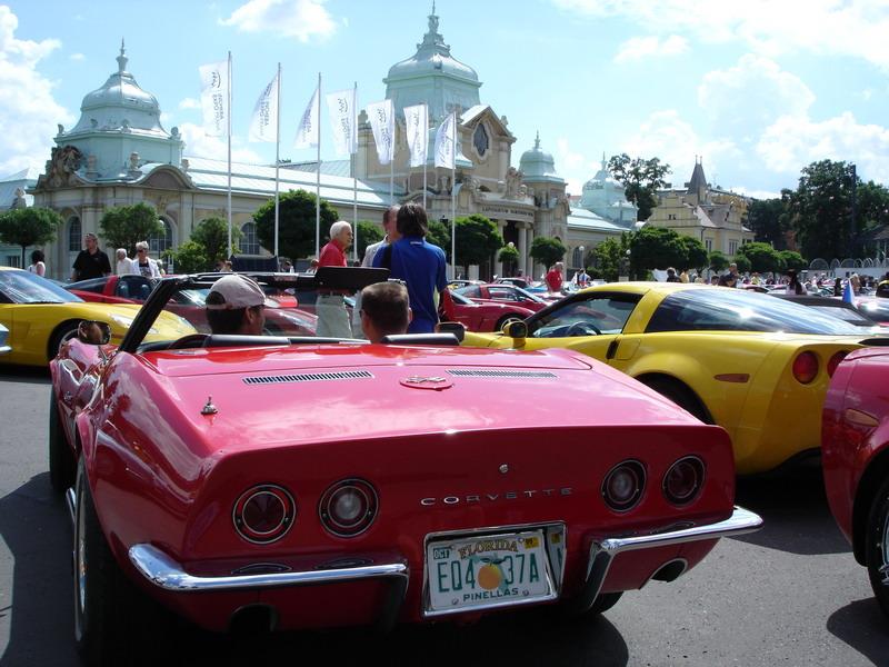 Prahou burácelo 250 Corvette: - fotka 27
