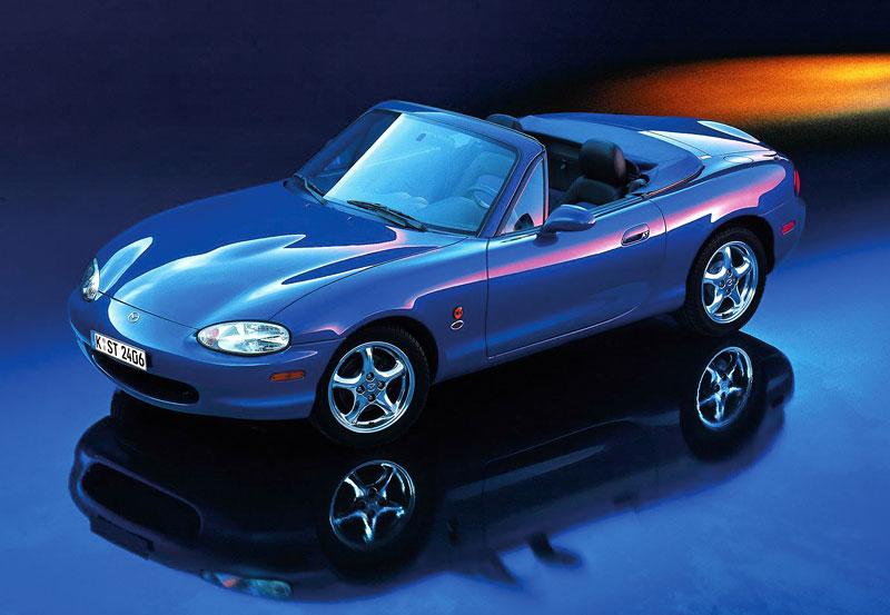 Pod lupou: Mazda MX-5 – Dvacet let s větrem ve vlasech (Díl druhý): - fotka 40