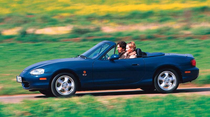 Pod lupou: Mazda MX-5 – Dvacet let s větrem ve vlasech (Díl druhý): - fotka 41