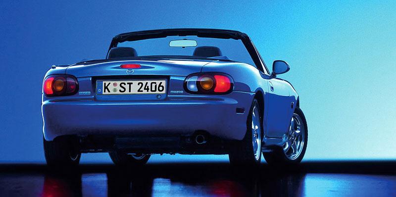 Pod lupou: Mazda MX-5 – Dvacet let s větrem ve vlasech (Díl druhý): - fotka 45