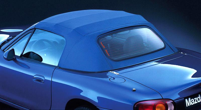 Pod lupou: Mazda MX-5 – Dvacet let s větrem ve vlasech (Díl druhý): - fotka 47