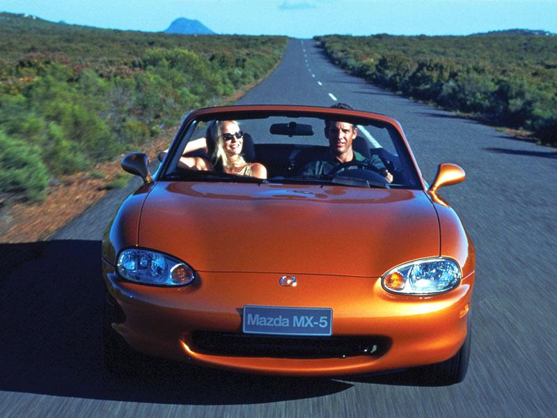 Pod lupou: Mazda MX-5 – Dvacet let s větrem ve vlasech (Díl druhý): - fotka 61
