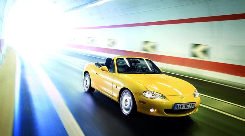Pod lupou: Mazda MX-5 – Dvacet let s větrem ve vlasech (Díl druhý): - fotka 62