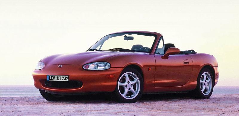 Pod lupou: Mazda MX-5 – Dvacet let s větrem ve vlasech (Díl druhý): - fotka 63