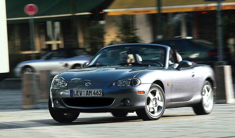 Pod lupou: Mazda MX-5 – Dvacet let s větrem ve vlasech (Díl druhý): - fotka 64