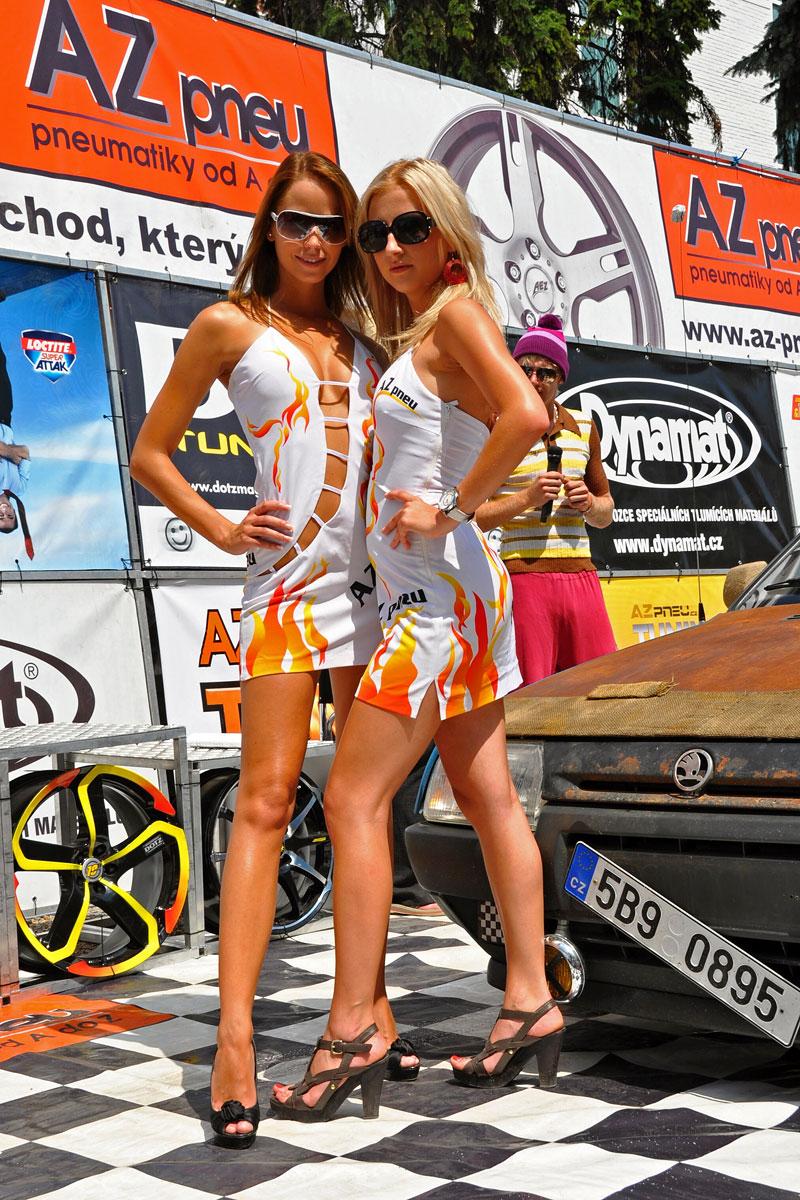 AZ pneu Tuning Cup 2010: Dostihový dvojboj: - fotka 26