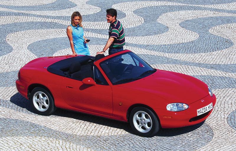 Pod lupou: Mazda MX-5 – Dvacet let s větrem ve vlasech (Díl druhý): - fotka 67