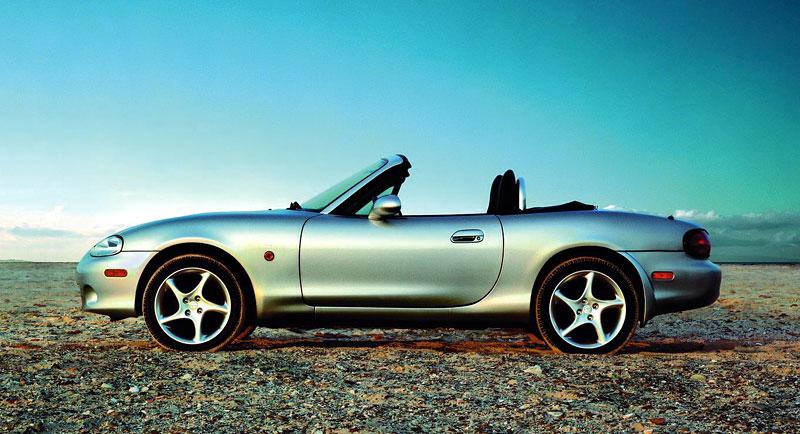 Pod lupou: Mazda MX-5 – Dvacet let s větrem ve vlasech (Díl druhý): - fotka 69