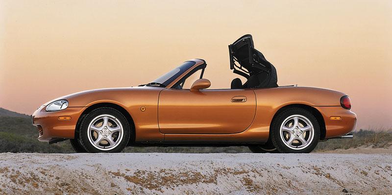 Pod lupou: Mazda MX-5 – Dvacet let s větrem ve vlasech (Díl druhý): - fotka 71