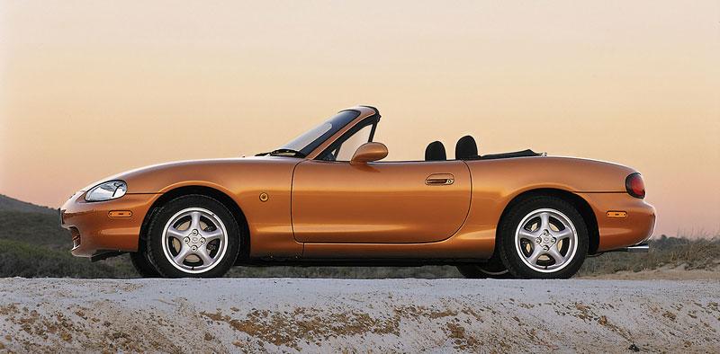 Pod lupou: Mazda MX-5 – Dvacet let s větrem ve vlasech (Díl druhý): - fotka 72