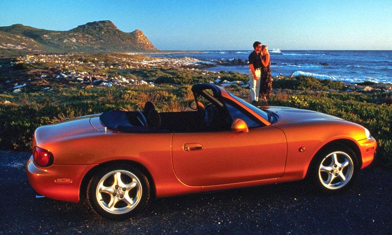 Pod lupou: Mazda MX-5 – Dvacet let s větrem ve vlasech (Díl druhý): - fotka 73
