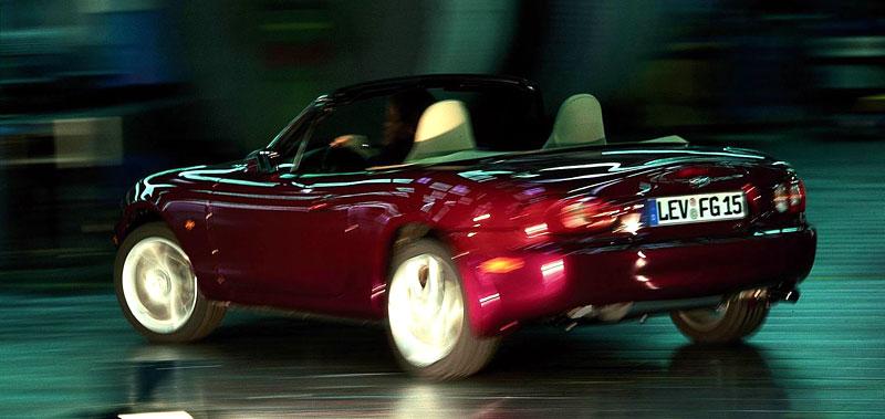 Pod lupou: Mazda MX-5 – Dvacet let s větrem ve vlasech (Díl druhý): - fotka 75