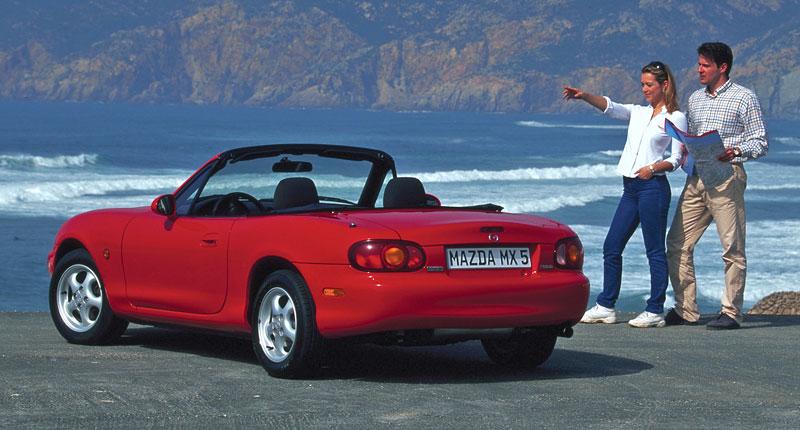 Pod lupou: Mazda MX-5 – Dvacet let s větrem ve vlasech (Díl druhý): - fotka 78