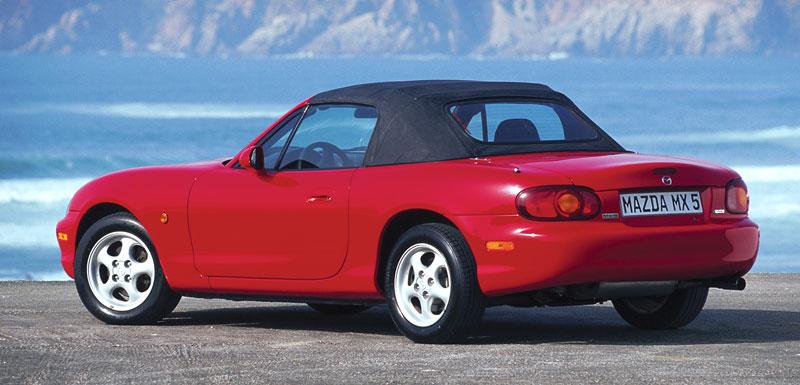 Pod lupou: Mazda MX-5 – Dvacet let s větrem ve vlasech (Díl druhý): - fotka 79