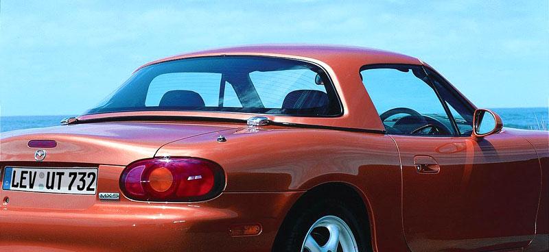 Pod lupou: Mazda MX-5 – Dvacet let s větrem ve vlasech (Díl druhý): - fotka 86