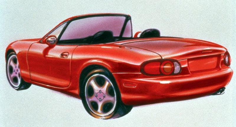 Pod lupou: Mazda MX-5 – Dvacet let s větrem ve vlasech (Díl druhý): - fotka 90