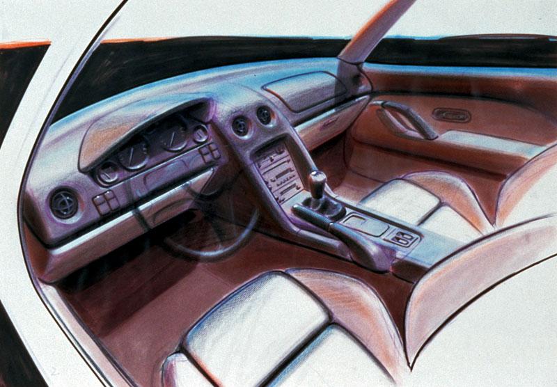 Pod lupou: Mazda MX-5 – Dvacet let s větrem ve vlasech (Díl druhý): - fotka 92