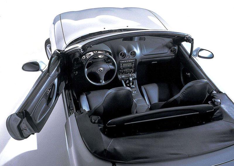 Pod lupou: Mazda MX-5 – Dvacet let s větrem ve vlasech (Díl druhý): - fotka 99