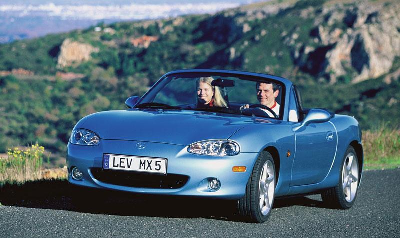 Pod lupou: Mazda MX-5 – Dvacet let s větrem ve vlasech (Díl druhý): - fotka 104