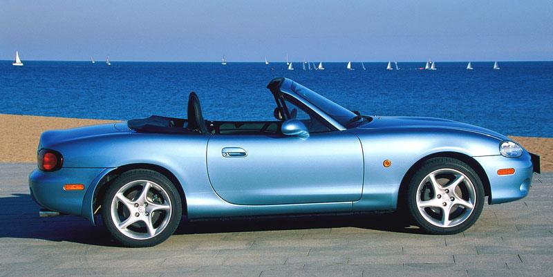 Pod lupou: Mazda MX-5 – Dvacet let s větrem ve vlasech (Díl druhý): - fotka 108