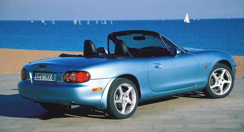 Pod lupou: Mazda MX-5 – Dvacet let s větrem ve vlasech (Díl druhý): - fotka 112
