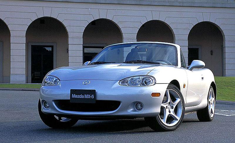 Pod lupou: Mazda MX-5 – Dvacet let s větrem ve vlasech (Díl druhý): - fotka 117