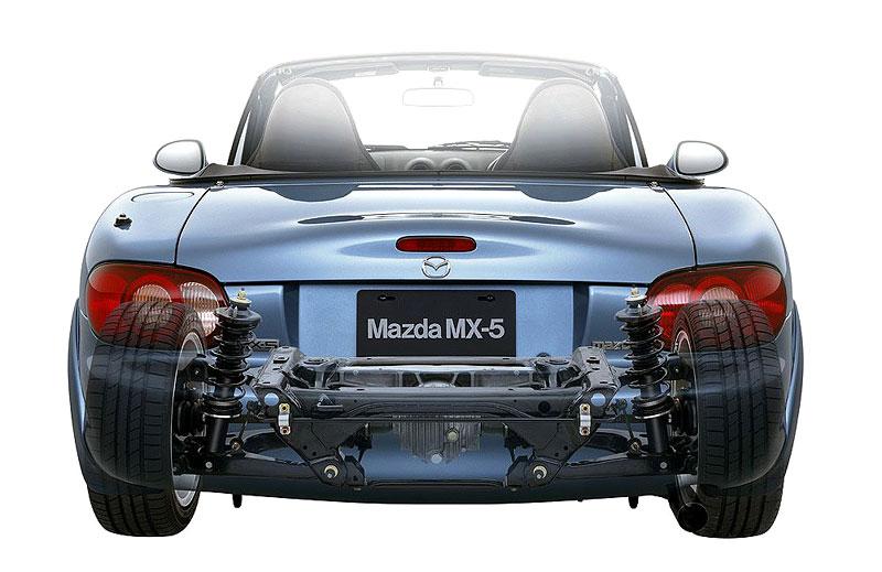 Pod lupou: Mazda MX-5 – Dvacet let s větrem ve vlasech (Díl druhý): - fotka 118