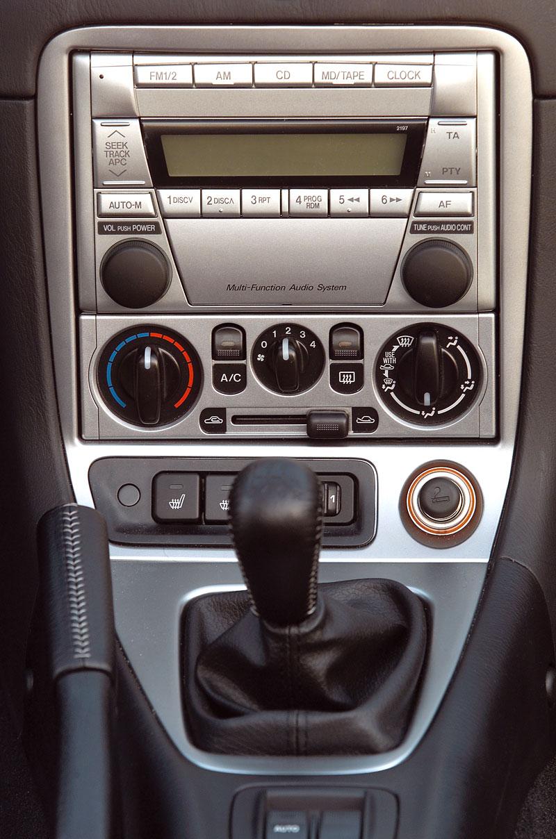 Pod lupou: Mazda MX-5 – Dvacet let s větrem ve vlasech (Díl druhý): - fotka 121