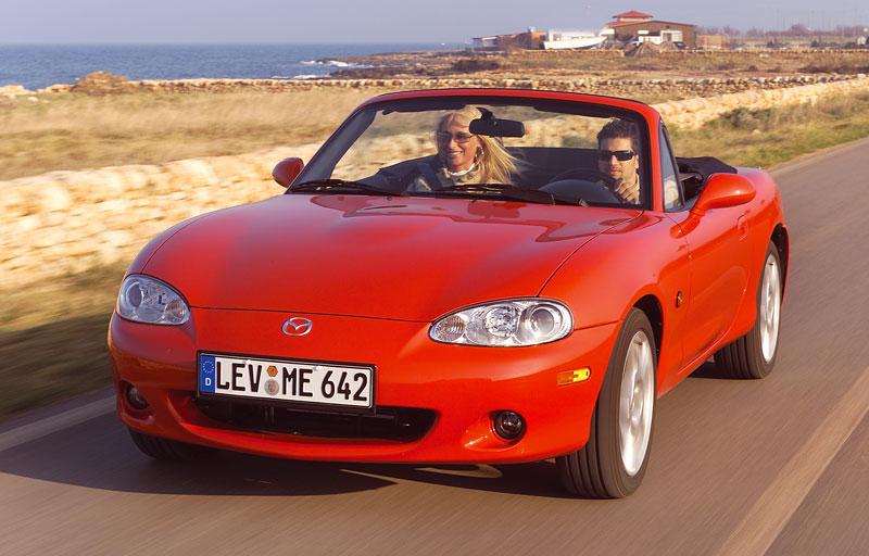 Pod lupou: Mazda MX-5 – Dvacet let s větrem ve vlasech (Díl druhý): - fotka 127