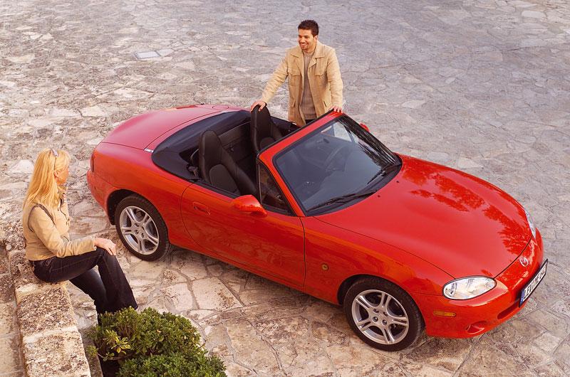 Pod lupou: Mazda MX-5 – Dvacet let s větrem ve vlasech (Díl druhý): - fotka 128