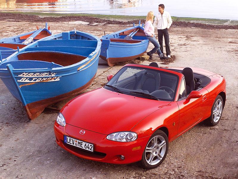 Pod lupou: Mazda MX-5 – Dvacet let s větrem ve vlasech (Díl druhý): - fotka 131