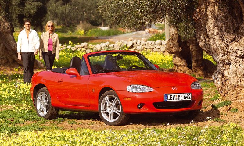 Pod lupou: Mazda MX-5 – Dvacet let s větrem ve vlasech (Díl druhý): - fotka 133