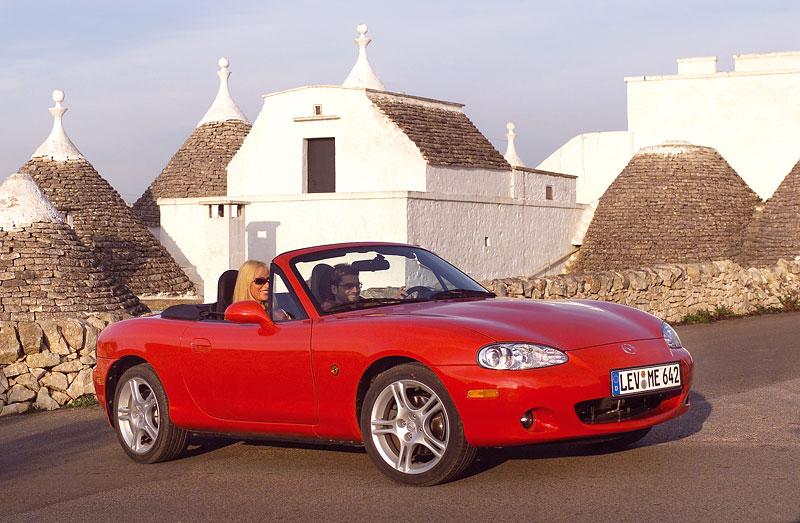 Pod lupou: Mazda MX-5 – Dvacet let s větrem ve vlasech (Díl druhý): - fotka 135