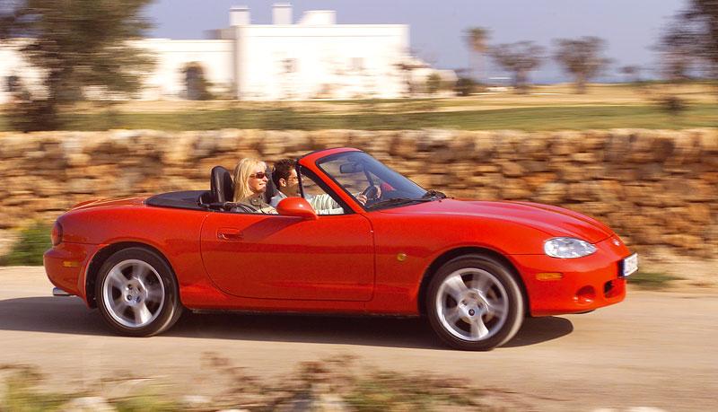 Pod lupou: Mazda MX-5 – Dvacet let s větrem ve vlasech (Díl druhý): - fotka 136