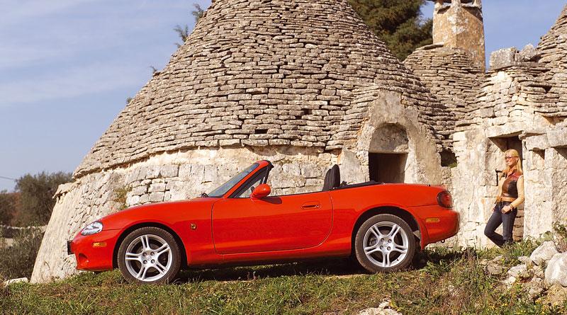 Pod lupou: Mazda MX-5 – Dvacet let s větrem ve vlasech (Díl druhý): - fotka 137