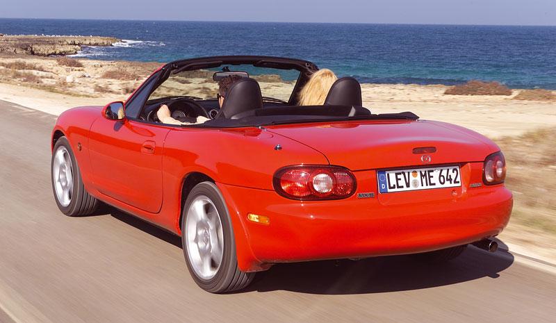 Pod lupou: Mazda MX-5 – Dvacet let s větrem ve vlasech (Díl druhý): - fotka 139