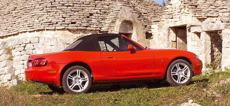 Pod lupou: Mazda MX-5 – Dvacet let s větrem ve vlasech (Díl druhý): - fotka 142