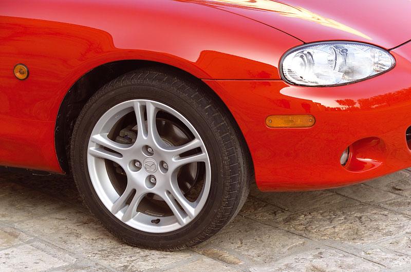 Pod lupou: Mazda MX-5 – Dvacet let s větrem ve vlasech (Díl druhý): - fotka 144